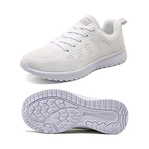 PENGCHENG Womens Tennis Shoes Running Walking Sports Casual Athletic Sport Lightweight Fashion Sneaker for Girls