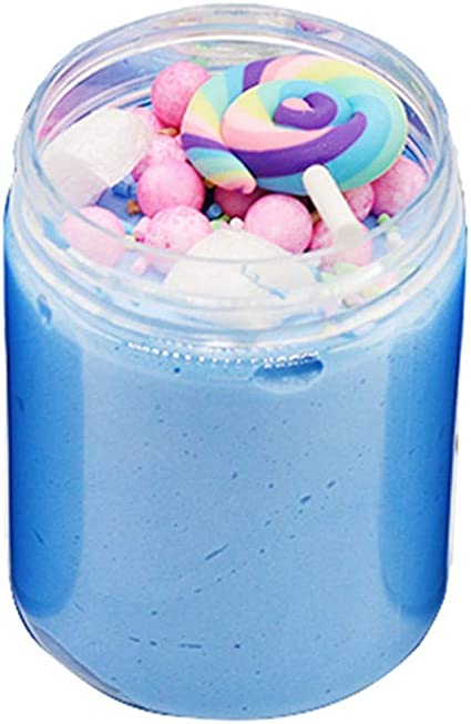 FREE SHIP FREE SLIME /& EXTRAS USA Scented Thic Floam Slime /& FREE Oreo Cookies