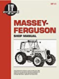Massey Ferguson Shop Manual Models  MF670 MF690 & MF698 (Mf-41)
