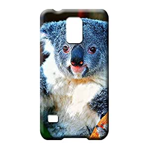 samsung galaxy s5 cell phone carrying skins New Style Excellent Protective Cases koala bear