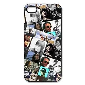 John Lennon Image Protective Iphone 6 plus 5.5 / Iphone 5 Case Cover Hard Plastic Case for Iphone 6 plus 5.5