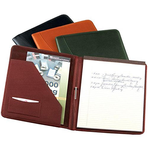 (Royce Leather Deluxe Writing Padfolio (Tan))
