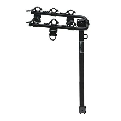 Tow N Go >> Hollywood Racks Hr135 Tow N Go 3 Bike Hitch Mount Trailer Towing Rack 2 Inch Receiver