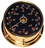 Downeaster Wind Speed & Direction, Navy Blue with