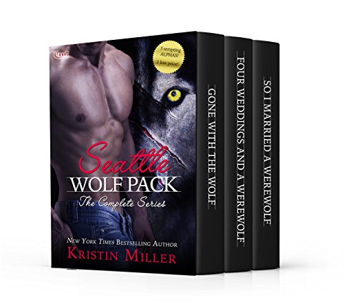 Seattle Wolf Pack Boxed Set -