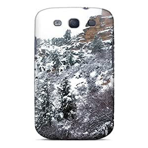 Fashion Protective Paths We Walk Bright Angel Trail Grand Canyon Case Cover For Galaxy S3