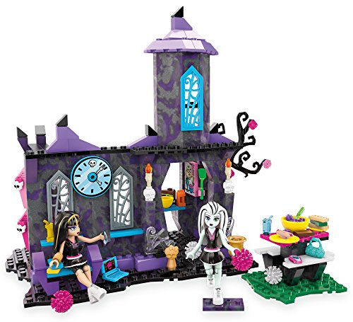 Mega Bloks Monster High Creepateria Building -
