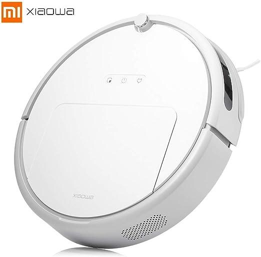 Xiaowa XMI-C102-00 Robot Vacuum Cleaner Lit, acero: Amazon.es: Hogar