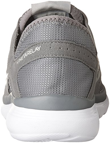 Saucony Men's Kineta Relay Fitness Shoes, Blue, One Size Dark Grey