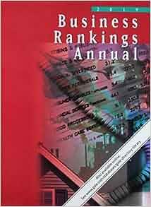 amazon   business rankings annual 2019 4 volume set