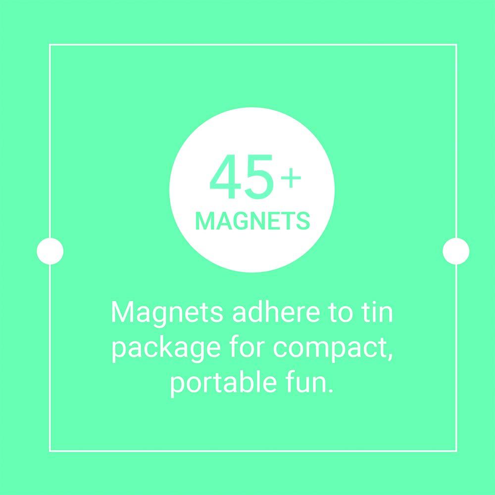 Purrmaid Magnetic Dress-up