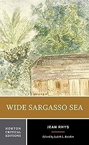 Paperback Wide Sargasso Sea (Norton Critical Editions) Book