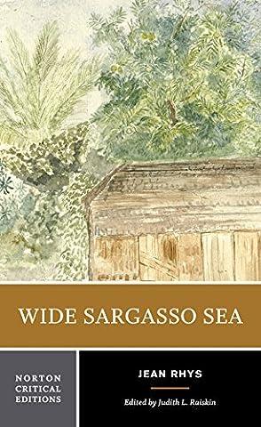 Wide Sargasso Sea (Norton Critical Editions) (Norton On Archives)