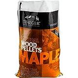 Traeger Madera dura pellets Arce, 9kg Bolsa