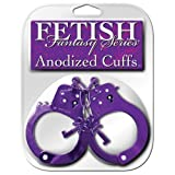 FF Anodized Cuffs (Purple) ( 4 Pack )