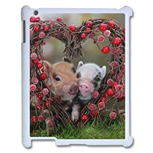 Pig Unique Fashion Printing Phone Case for Ipad2,3,4,personalized cover case ygtg698535