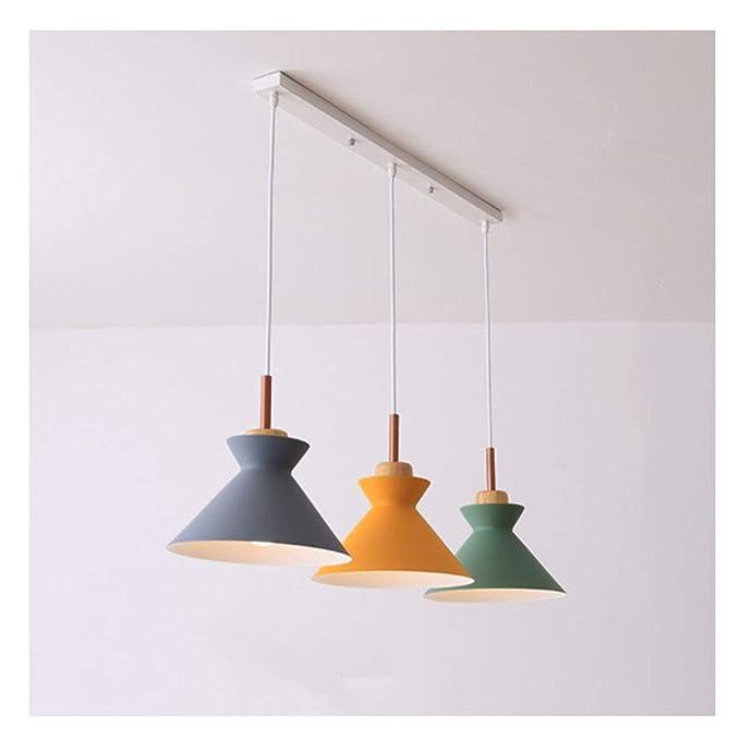 RRC-Lámpara LED Lampara Araña Techo Vintage Colgantes ...