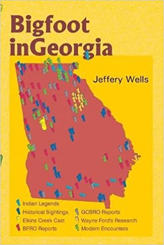 Bigfoot in Georgia: Jeffery Wells: 9780937663172: Amazon.com: Books