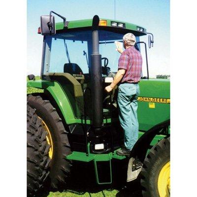 K & M Window Step - for John Deere 8000 and 8010 Series Tractors, Model# ()