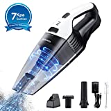 Best Handheld Vacuum Cleaners - Deenkee Handheld Vacuum, Cordless Vacuum Cleaner with 6.5 Review