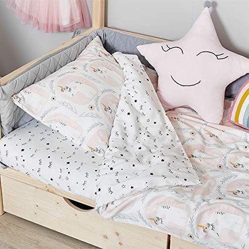 Parure de lit pour enfant M – Licorne