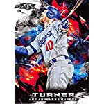2018 Fire #182 Justin Turner Dodgers