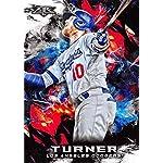 2018 Fire #182 Justin Turner Dodgers