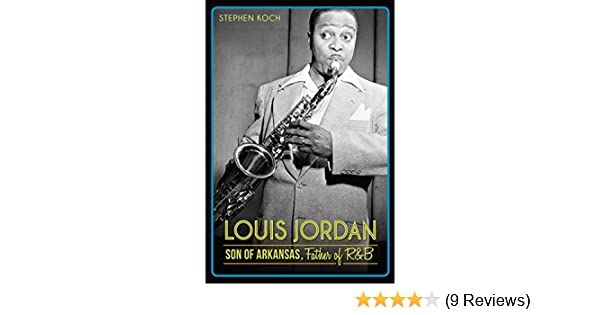c9fe94f8e Amazon.com  Louis Jordan  Son of Arkansas