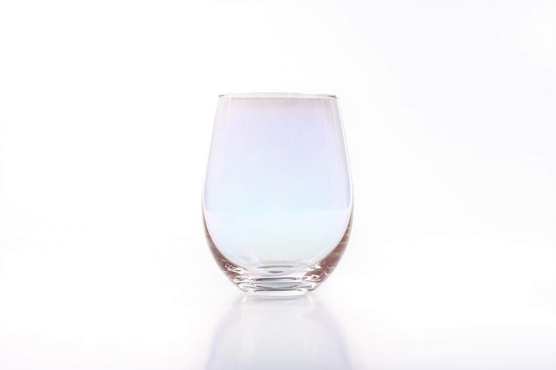 MIUSITE Essential Wine Water Drinking Highball Glasses Set of 8-500ml(17.6oz)