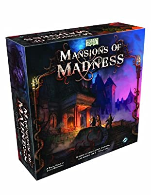 Mansions Of Madness from Fantasy Flight Games