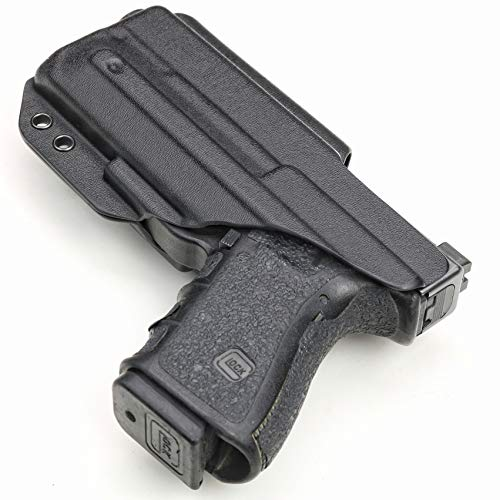 BrotherCraft Kydex Concealment Holster for Glock 19/19x/23
