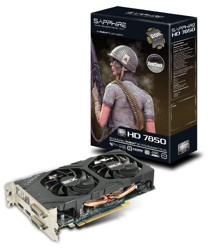 Sapphire HD OC PCI-Express Card