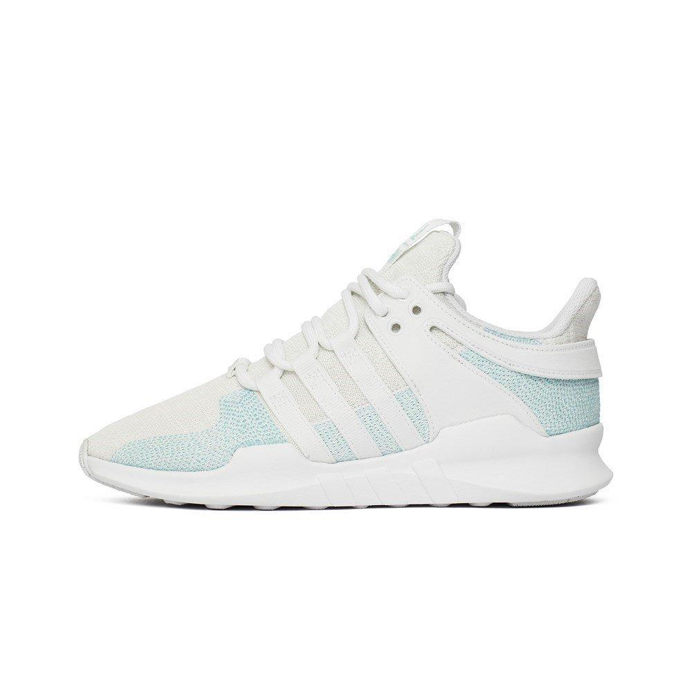 Adidas - Zapatillas para Hombre Blanco Weiß Einheitsgröße 44 2/3 EU|Blanco-celeste