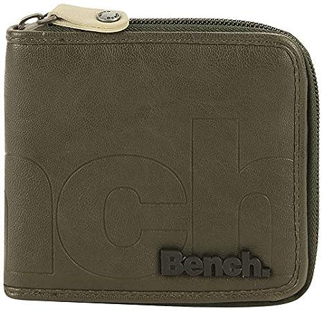 Treffen herausragende Eigenschaften bester Verkauf Bench Men's Geldbeutel Wallet Purse, Beluga, 11.5 x 2.0 x ...