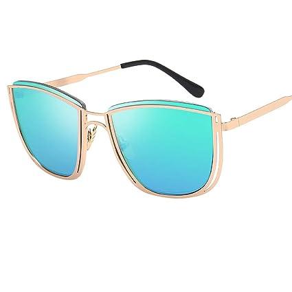 45fba58cf9 Amazon.com  SFE Unisex Vintage Eye Sunglasses Retro Eyewear Fashion Sun  Glasses for Men Women  Arts