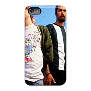 Protective Hard Cell-phone Case For Iphone 6 With Allow Personal Design High-definition Nirvana Pattern EricHowe