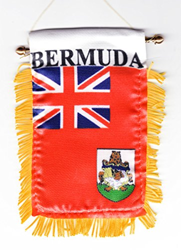 Bermuda - Window Hanging Flag - Bermuda International Sports Shop