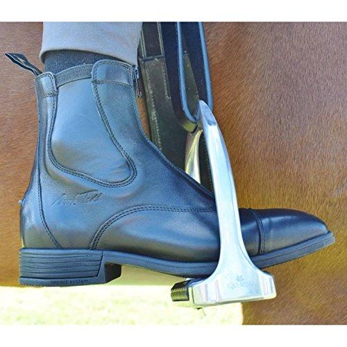 Palmerston Stivaletti Nero Mark 41 Todd Unisex Formato tq4fFfRw