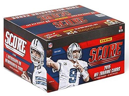 Score Football Hobby Box - 2015 Panini Score Football Football Hobby Box