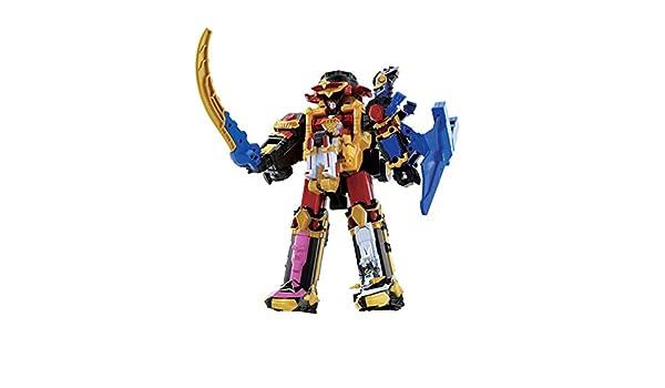 Amazon.com: [Bandai] Power Ranger Ninja Force DX Ninja King ...