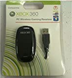 NEW PC Wireless Controller Gaming Receiver Adapter For Microsoft XBOX 360 [video game]