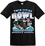New England VS Philadelphia 2018 T Shirt Limited Edition - Unisex (XL, Super B)