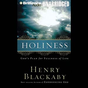Holiness Audiobook