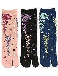 Tabi Flip-Flop Socks (Set of 3)