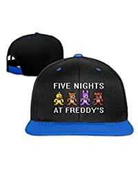 AAWODE Kid's Five Nights at Freddy's Game Hats Caps