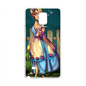 Malcolm Cute Diney Frozen Olaf Design Best Seller High Quality Phone Case For Samsung Galacxy Note 4