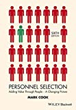 img - for Personnel Selection: Adding Value Through People - A Changing Picture book / textbook / text book