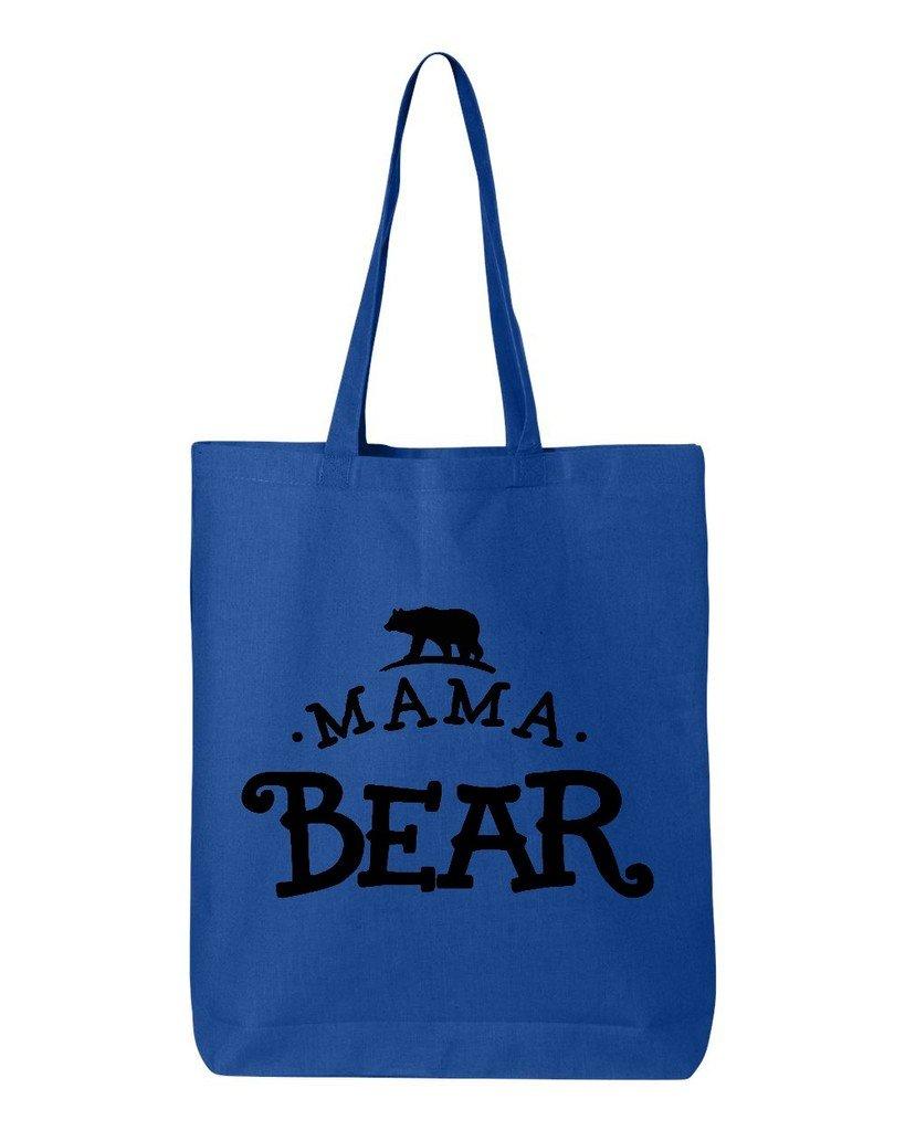 【代引可】 shop4ever B06XX33ZY6 oz Mama Bear Topブラックコットントートバッグ母の日再利用可能なショッピングバッグ6 oz Eco 12 oz ブルー ブルー S4E_1215_MamaBear2Bk_TB_QTBG_Royal_3 B06XX33ZY6 ロイヤル, 東京書芸館:9b0056d9 --- mcrisartesanato.com.br