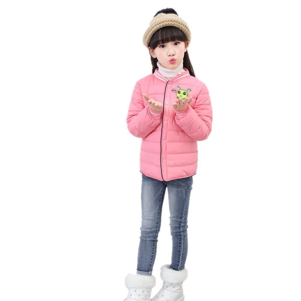 RSTJ-Sjc Abrigo para niños Abrigo de invierno Unisex Abajo ...
