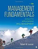 Management Fundamentals: Concepts, Applications, & Skill Development